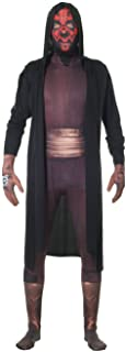 Morphsuits - Disfraz para Adulto Darth Maul- Star Wars- Talla M (MLZDMM)