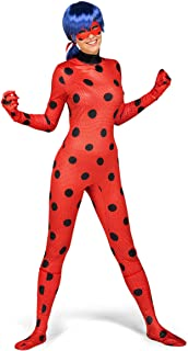 My Other Me Me-231163 Miraculous Disfraz Ladybug Adulto- M-L (Viving Costumes 231163)