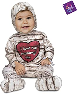 My Other Me Me Me - Halloween Momia Disfraz- multicolor- 12-24 meses (205180)