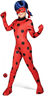 My Other Me Me Me- Miraculous Ladybug Lady Bug DISFRAZ Color rojo 6-8 AÑOS 231158