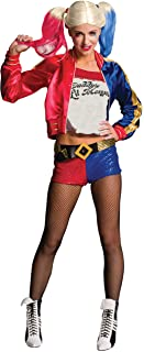 Rubie.s Official Harley Quinn Suicide Squad para mujer- Talla M (10-14)
