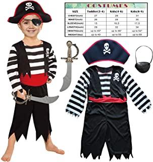 Smiffys Smiffys-33626 Sombrero de Pirata con Pelo Rasta Color marr/ón Tama/ño /único 33626
